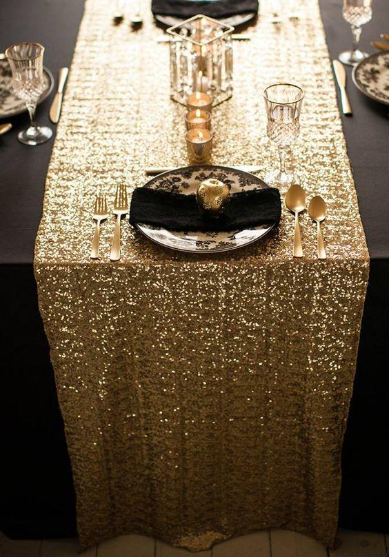 Ideias para decorar casa e mesa para o Ano Novo  11 - Ideias para decorar casa e mesa para o Ano Novo