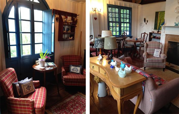 Provence Cottage  recepcao e bistro foto Cuecas na Cozinha - Provence Cottage
