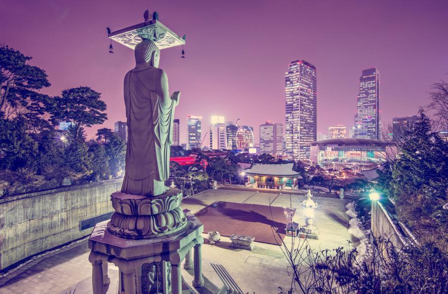 Four Seasons Descobertas Culinárias  Seul Coreia do Sul - Four Seasons Descobertas Culinárias