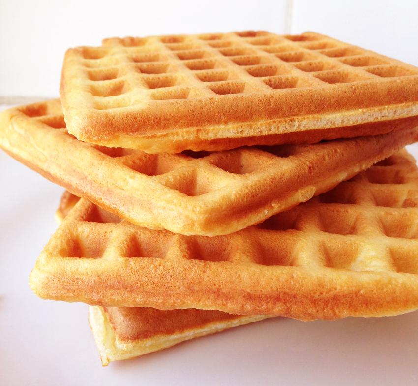 Receita de Waffle  Cuecas na Cozinha - Receita de Waffle