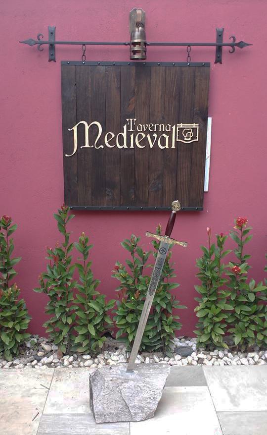 Taverna Medieval  Entrada - Taverna Medieval