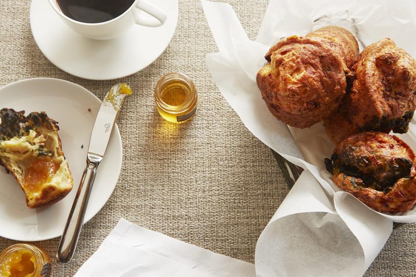 Experiências Gastronômicas pelo Mundo  Lotte New York Palace  Farm House  - Experiências Gastronômicas pelo Mundo
