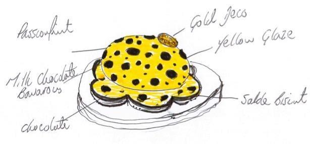 Experiências Gastronômicas pelo Mundo  Rosewood London  Yayoi Kusama - Experiências Gastronômicas pelo Mundo