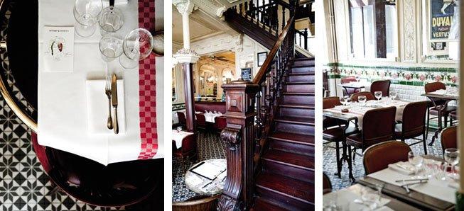 Onde comer em Paris bistro Aux Lyonnais - Onde comer em Paris