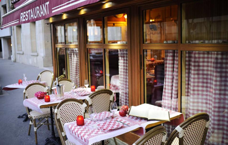 Onde comer em Paris bistro D'Chez Eux - Onde comer em Paris