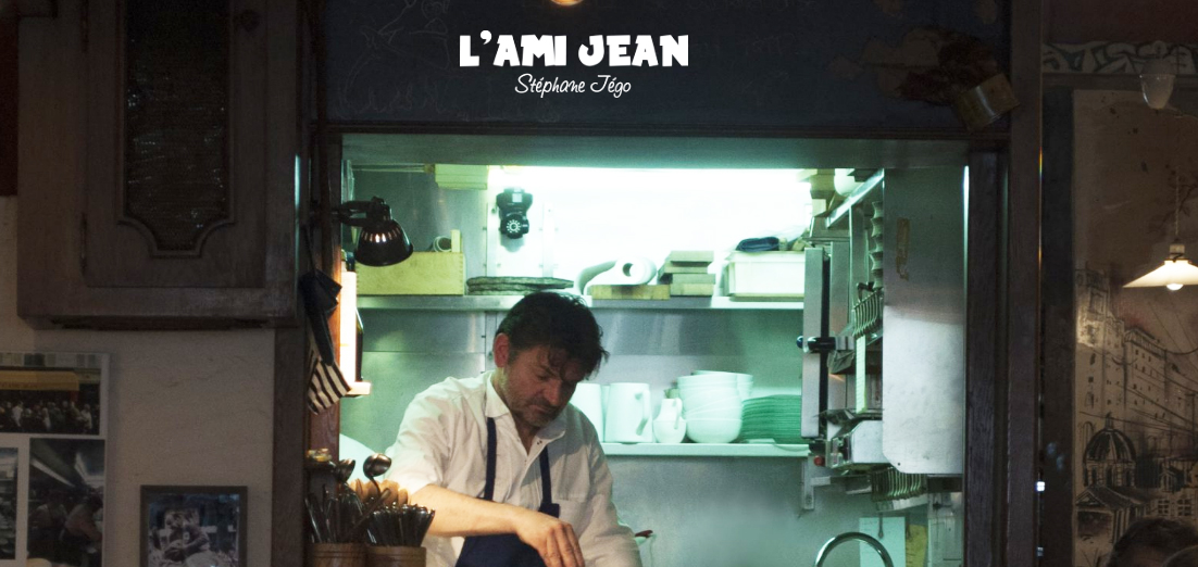 Onde comer em Paris bistro L'Ami Jean - Onde comer em Paris