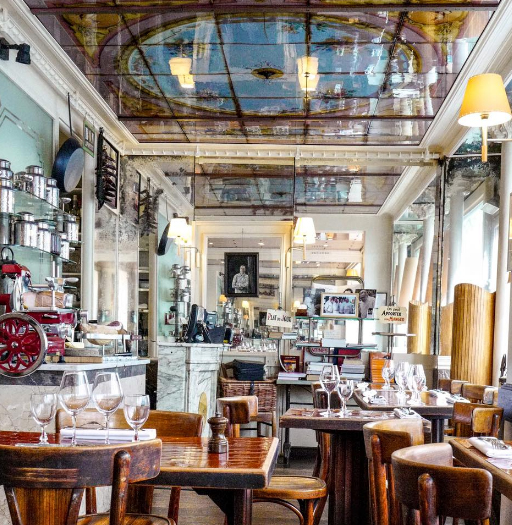 Onde comer em Paris bistro L'Assiette - Onde comer em Paris