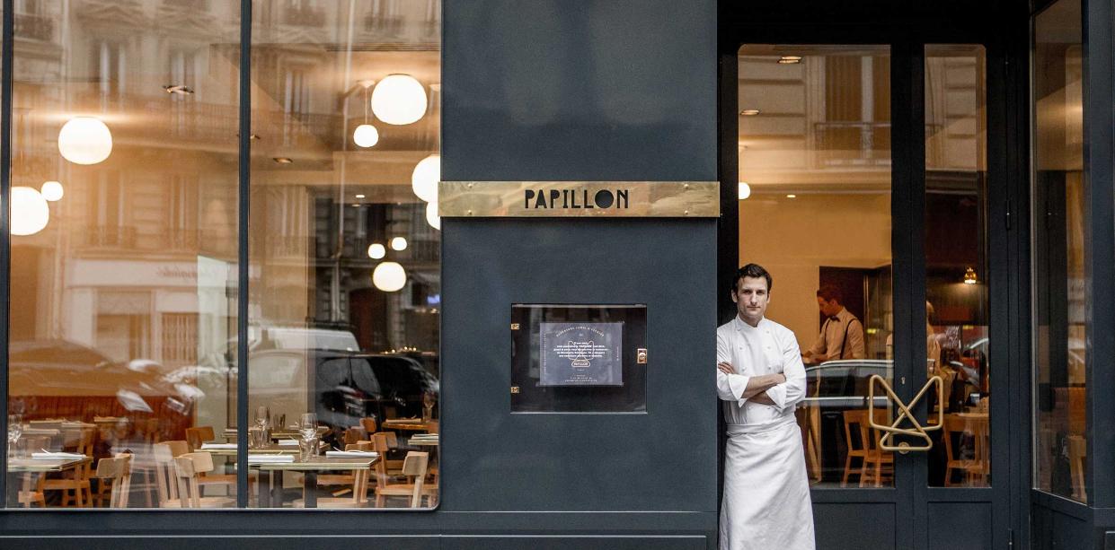 Onde comer em Paris bistro Papillon - Onde comer em Paris