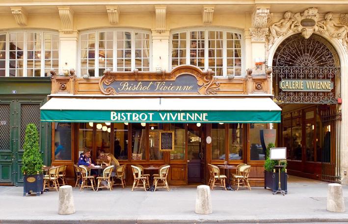 Onde comer em Paris bistro - Onde comer em Paris