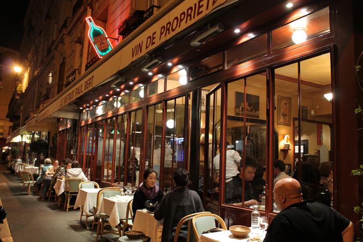 Onde comer em Paris bistro1 - Onde comer em Paris