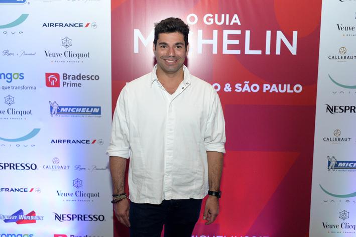 Restaurantes premiados no Guia Michelin  Felipe Bronze - Restaurantes premiados no Guia Michelin