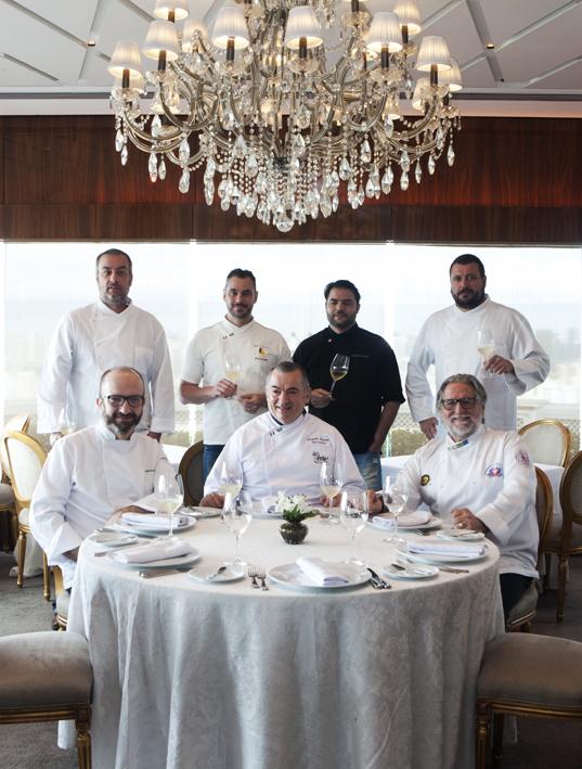 Terraço Itália  chefs - Terraço Itália
