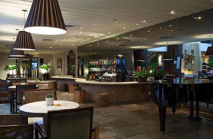 Casa Grande Hotel  Lobby Bar - Casa Grande Hotel