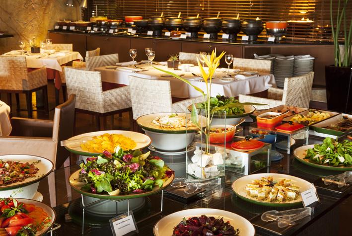 Casa Grande Hotel  Restaurante Atlantico Frutos do Mar2 - Casa Grande Hotel
