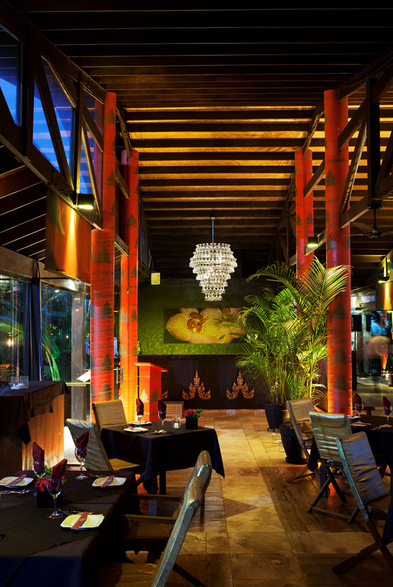 Casa Grande Hotel  Thai 2 ok ambienteinterno - Casa Grande Hotel