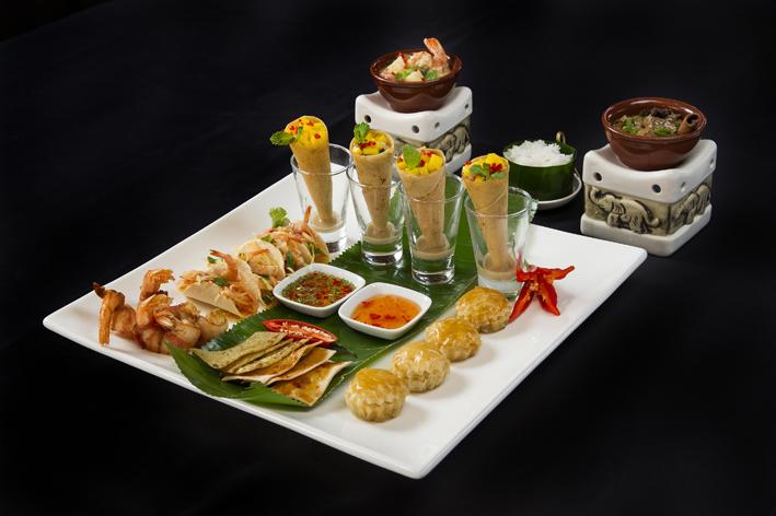 Casa Grande Hotel  Thai Tapas 2 - Casa Grande Hotel
