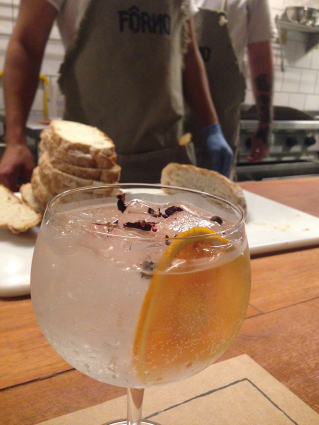 Fôrno gin tonic - Fôrno