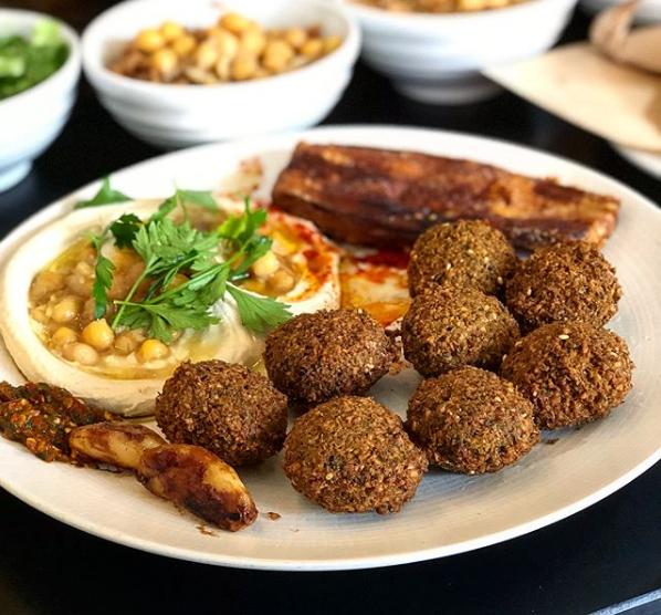 Dieta a Base de Plantas  restaurante Ha Kosem Tel Aviv - Dieta à Base de Plantas