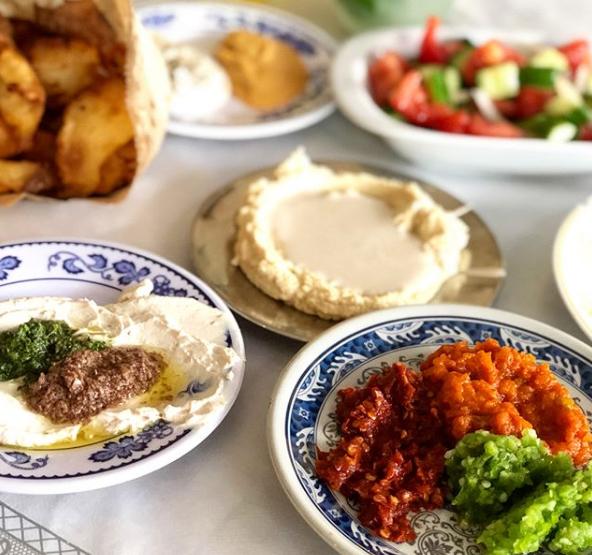 Dieta a Base de Plantas  restaurante zakaimorginal Tel Aviv - Dieta à Base de Plantas