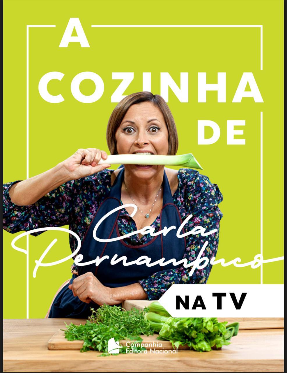 Carla Pernambuco  capa A cozinha de carla pernambuco - Essa guria Carla Pernambuco