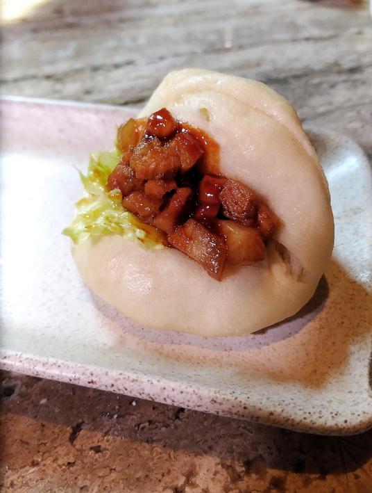 Ichi Restaurante Bun de porco - Ichi Restaurante