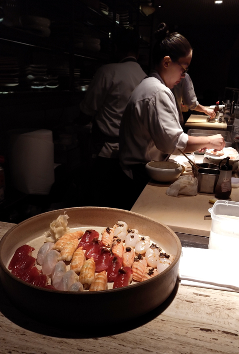 Ichi Restaurante sushis - Ichi Restaurante