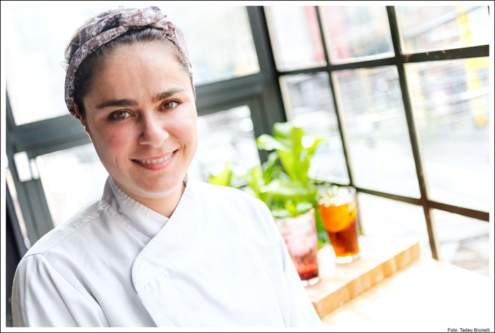 Kith Restaurante  chef juliana faingluz cred tadeu brunelli - Kith Restaurante