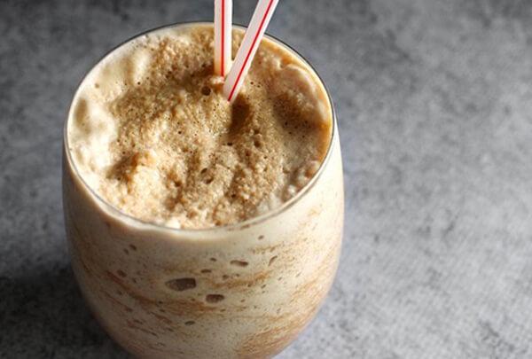 Receitas para o verão  Drinks Gelados com Café barista Dga Cappuccino  home - Receitas para o verão