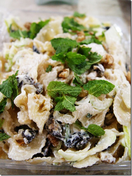 Receitas para o verão  Salada de Macarrão7 - Receitas para o verão