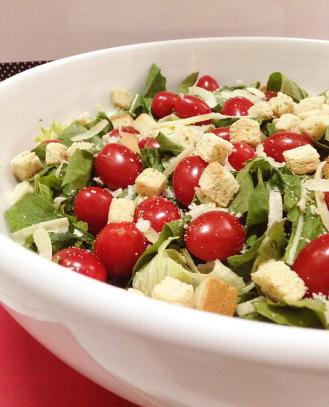 Receitas para o verão  Salada fácil e deliciosa foto Cuecas na Cozinha1 - Receitas para o verão