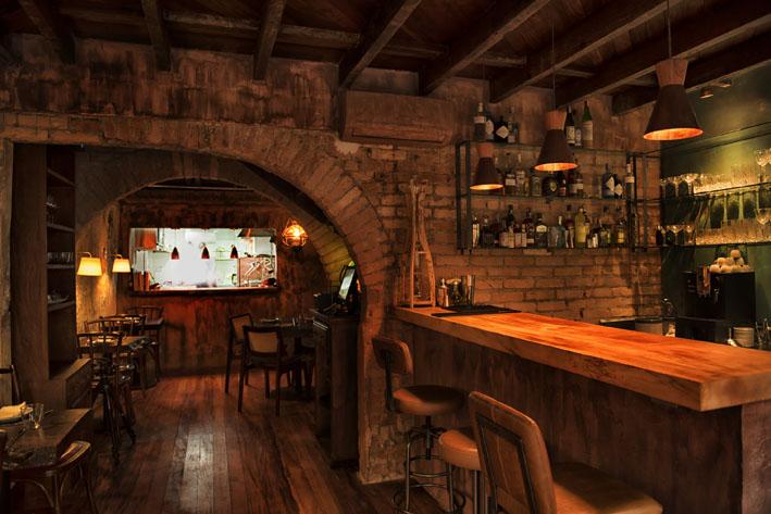 Charco Restaurante  ambiente foto rogerio voltan 2018 - Charco restaurante