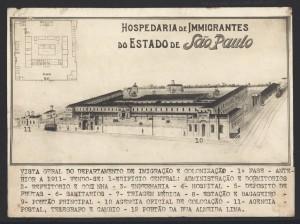 Museu da Imigração  cartaz - Museu da Imigração