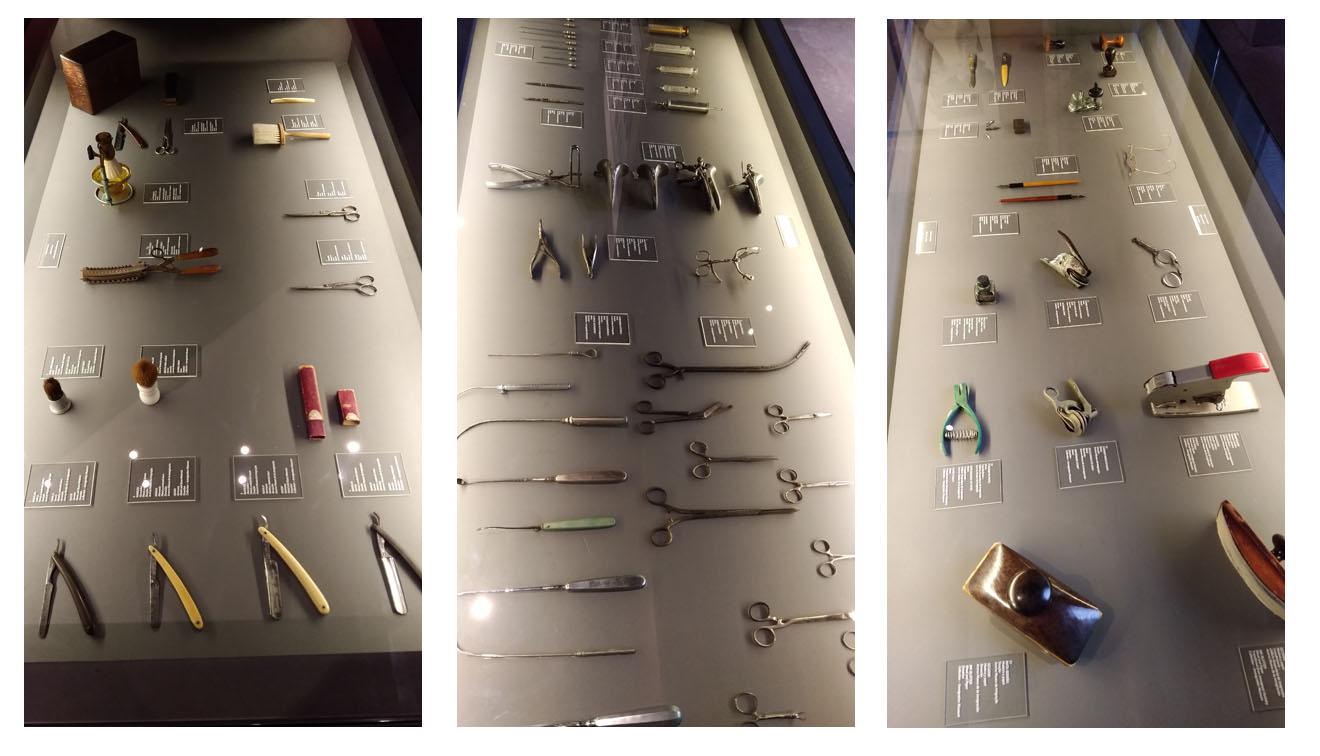 Museu da Imigração  objetos - Museu da Imigração