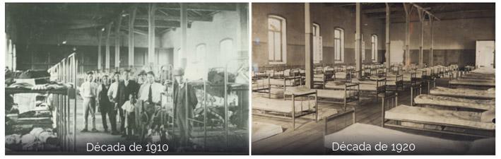 Museu da Imigração Dormitorios - Museu da Imigração
