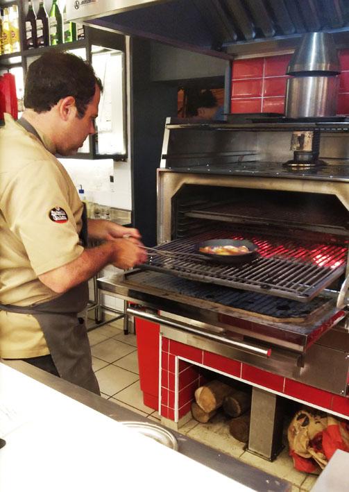Nit Bar de Tapas  chef Oscar Bosch - NIT Bar de Tapas