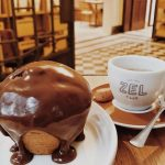 Zel Cafe  cafe e bolo 150x150 - Brownie de chocolate