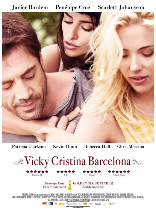vicki cristina barcelona poster - NIT Bar de Tapas