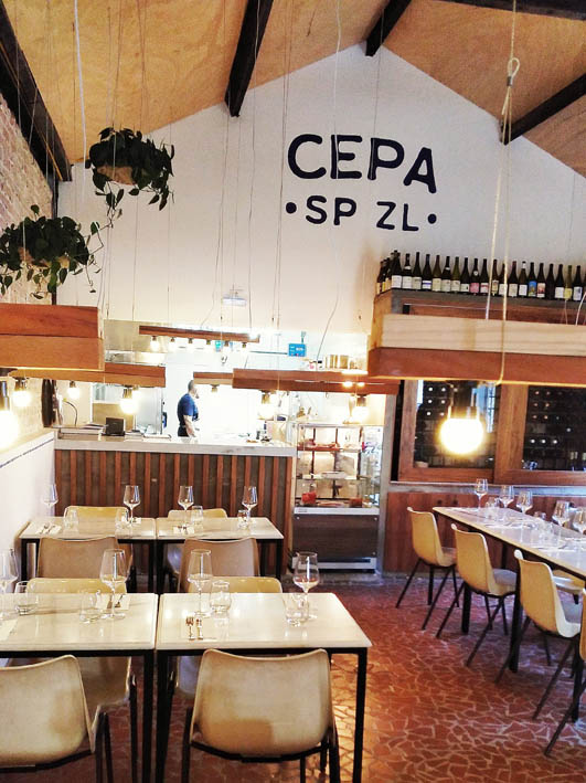 Restaurante Cepa  - Restaurante Cepa