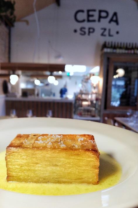 Restaurante Cepa Batata - Restaurante Cepa