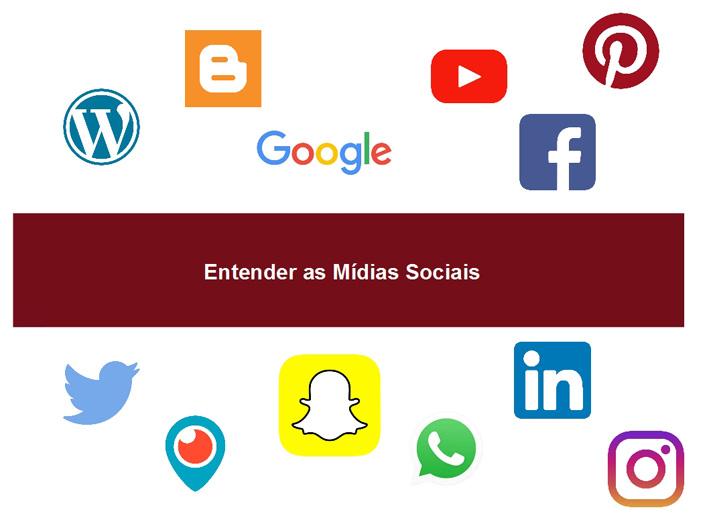 Curso de Redes Sociais para Empreendedores  redes sociais - Curso de Redes Sociais para Empreendedores