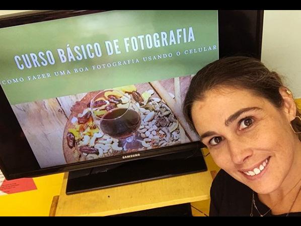 Oficina Prática de Fotografia Digital para Celular  Janice Prado - Curso de Redes Sociais para Empreendedores