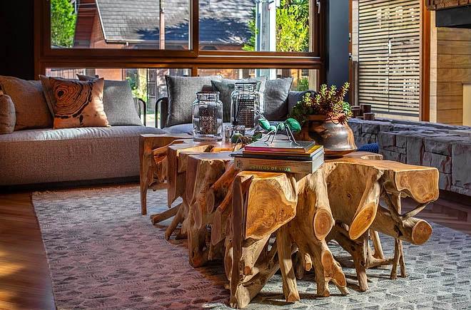 Wood Hotel Gramado  Ambiente - Wood Hotel Gramado