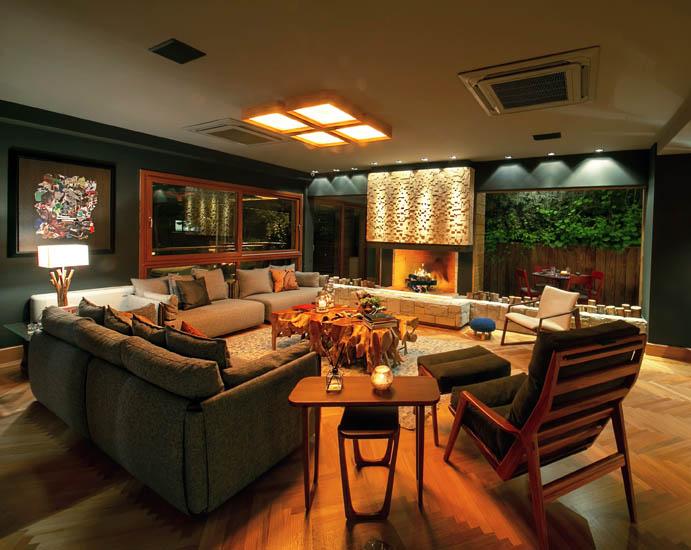 Wood Hotel  Ambiente5 - Wood Hotel Gramado