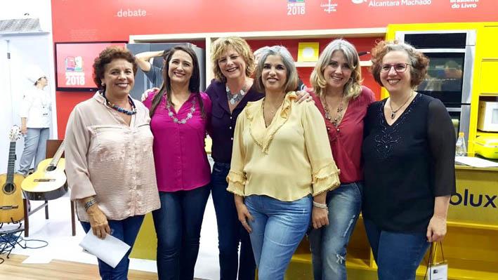 Samba na Cozinha Bienal do Livro 2018 - O Samba na Cozinha