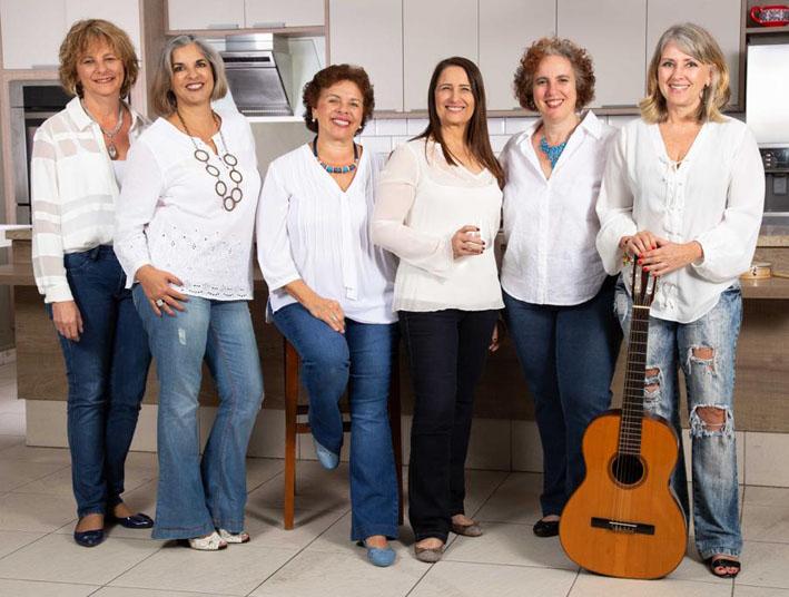 Samba na Cozinha  integrantes - O Samba na Cozinha