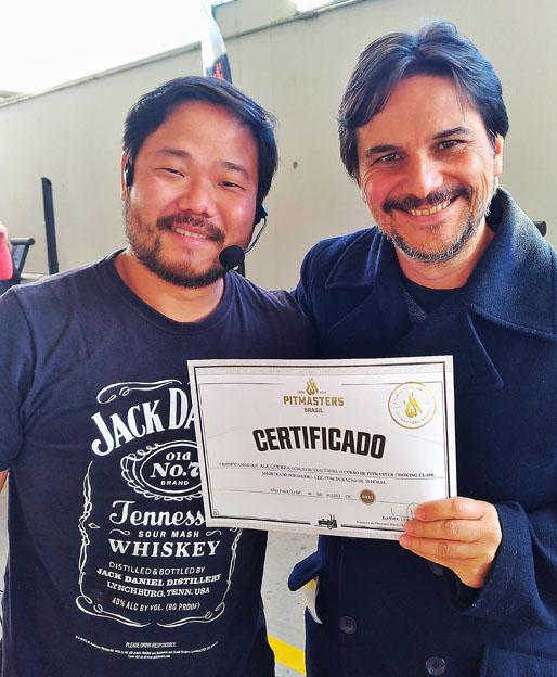 Pitmasters Brasil  Daniel Lee e Alessander Guerra - Pitmasters Brasil
