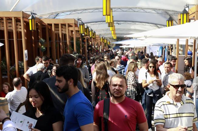 Festival de Cultura e Gastronomia de Gramado _Comida de Rua_Publico