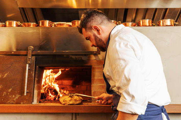 Benza Restaurante _ Pablo Oazen