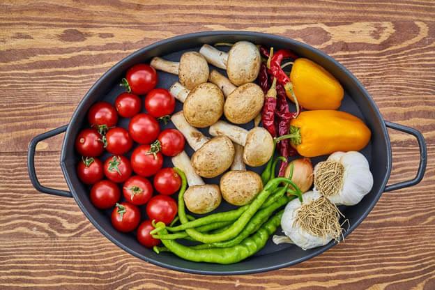 Vinhos com comida vegetariana ou vegana  Vegetais - Vinhos com comida vegetariana ou vegana