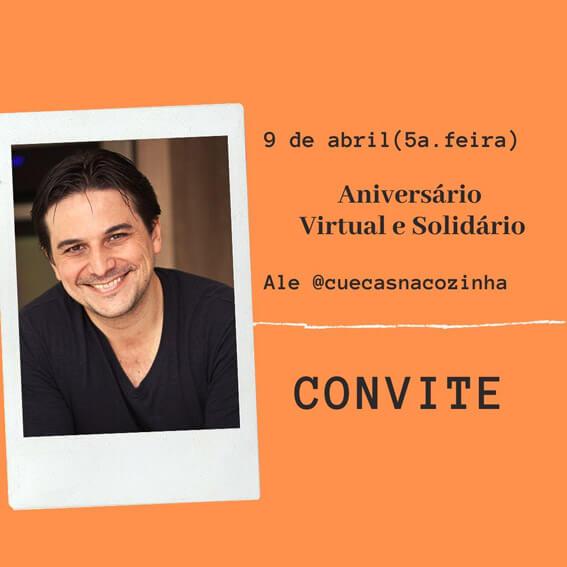 Convite - Pequenos negócios contra Coronavírus